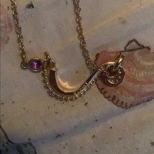 Ursula octopus necklace